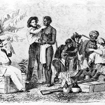 Ophævelse af slavehandlen