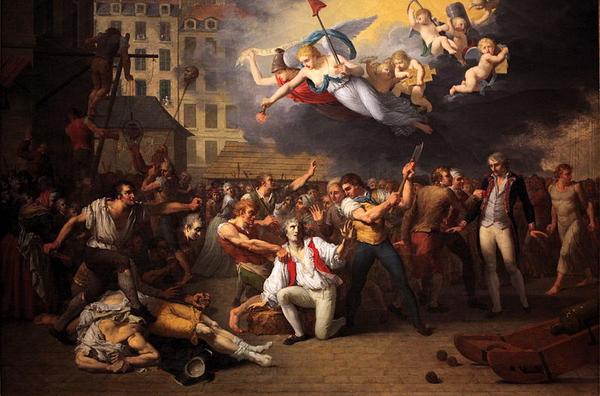 Charles Paul London  1793 1794  Musee Carnavalet   Histoire de Paris