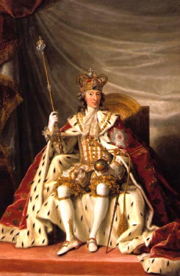 Jens Juel  1789  Rosenborg Slot