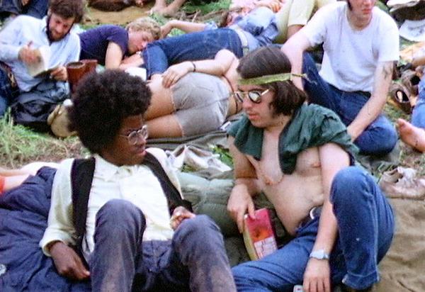 Woodstock redmond hair