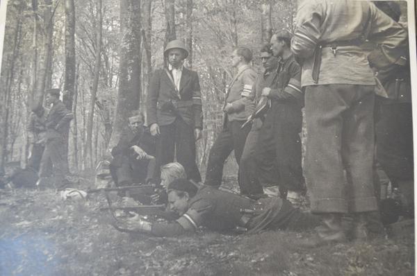 ukendt fotograf 1945 natmus
