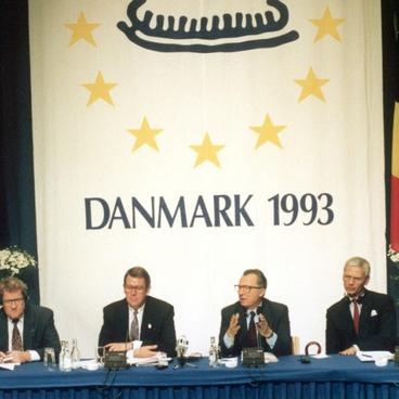 EU-medlemskab 1993 til i dag