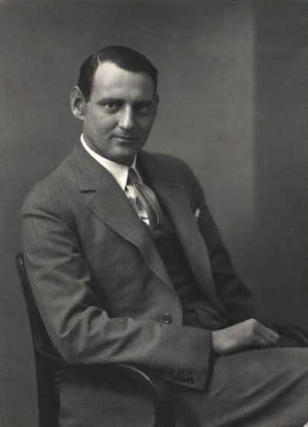 Frederik 9  Elfelt  1935  KB