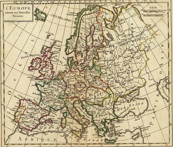 europa 1800