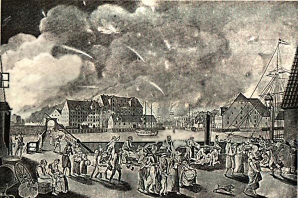 Koebenhavns borbardement  Wiki