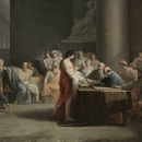 Jean Pierre Saint Ours   Gericht ueber die Neugeborenen Spartas   2358   Bavarian State Painting Collections wiki