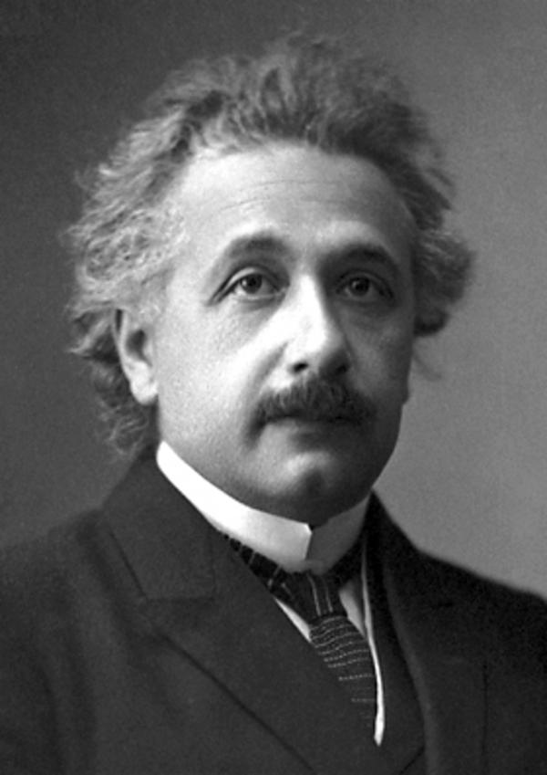 Wikimedia Commons  Albert Einstein  Nobel