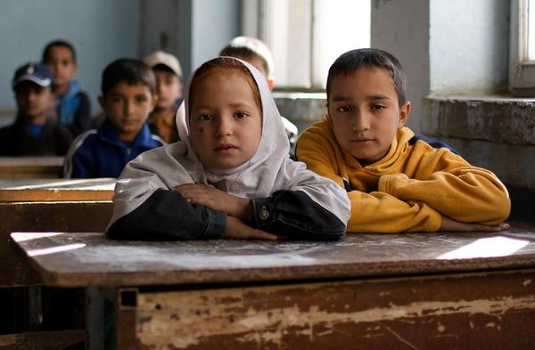 skolebesoeg F M  Mellbin 2007 kabul