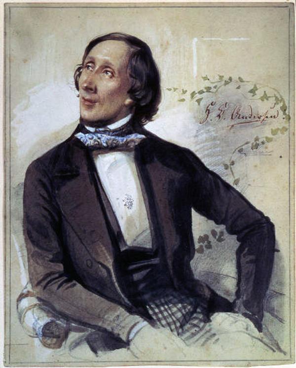 HCA  Carl Harmann  1845  Odense Bys Museer