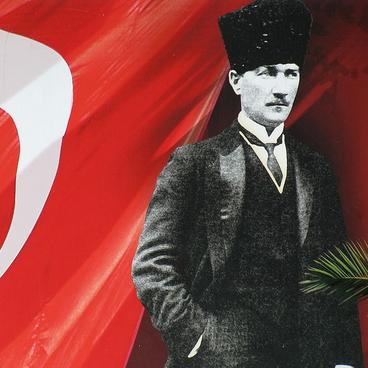 Det moderne Tyrkiet