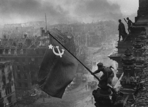 Reichstag flag original