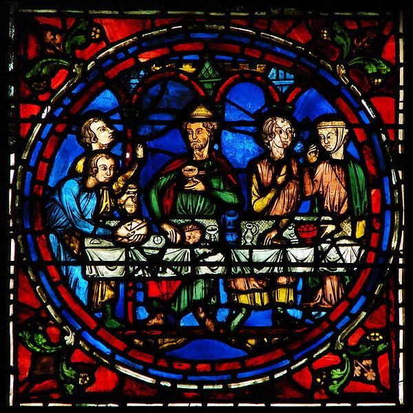 600px Vitrail Chartres 210209 07 Vassil  2009  CC PD Wikimedia Commons