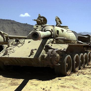 Afghanistan – et land i krig