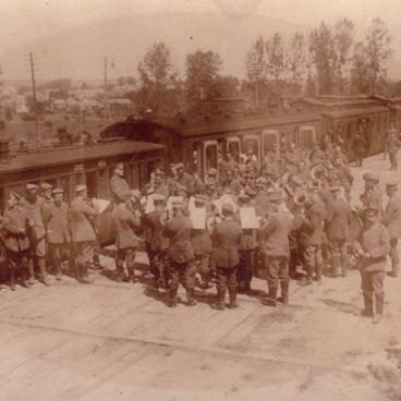 1. verdenskrig og Sønderjylland