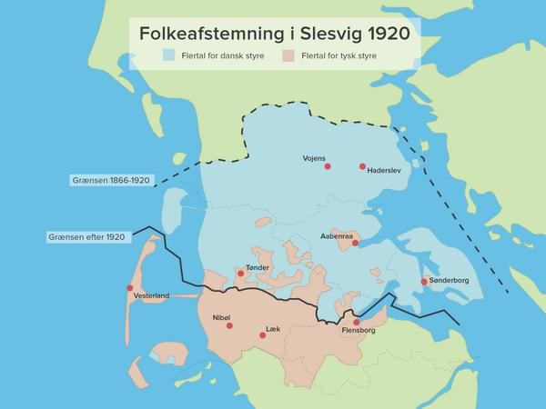 Dansk Tysk kort