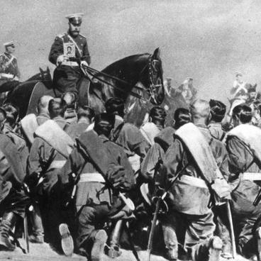 Overblik over Den Russiske Revolution