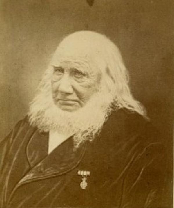 Grundtvig  Ad Loenborg 1872  Det Kongelige Bib