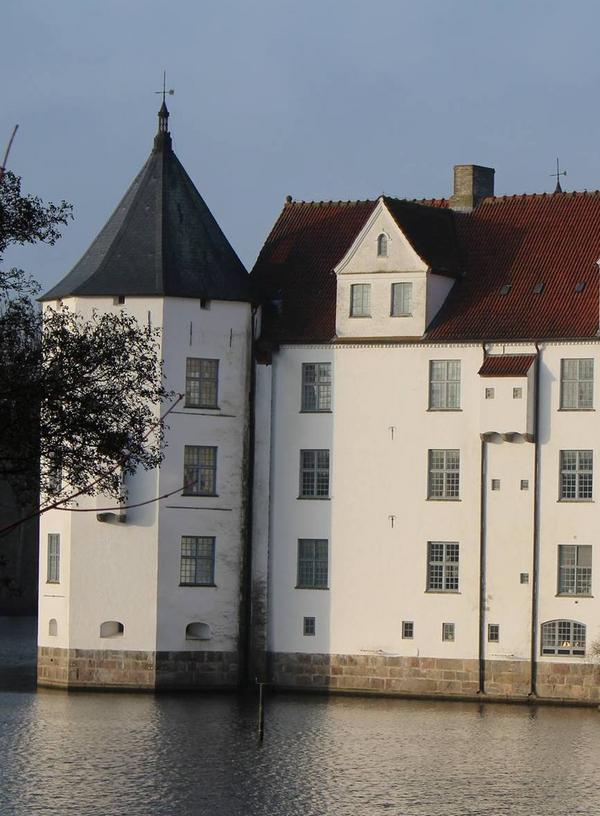 Gluecksburg Slot  Signe Frederiksen  2014
