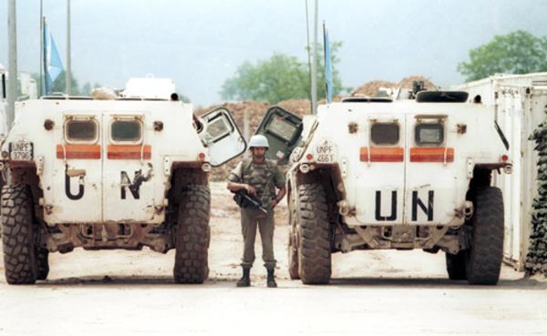 Evstafiev un peacekeepers sarajevo wiki
