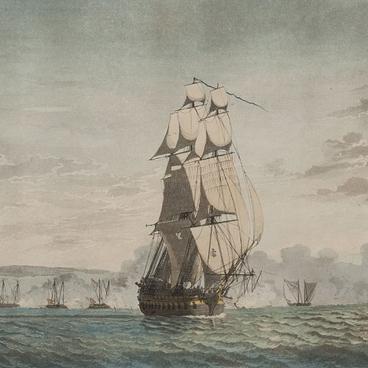 En desperat kamp 1807-1814