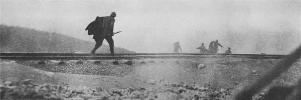 Soldats francais attaque
