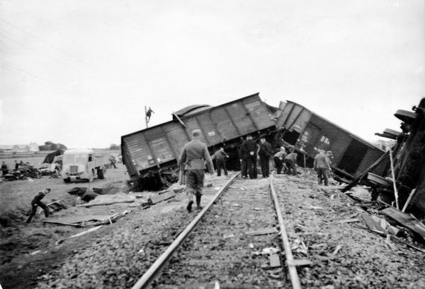 jernbanesabotage natmus