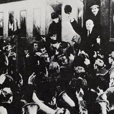 Årsagerne til Den Russiske Revolution