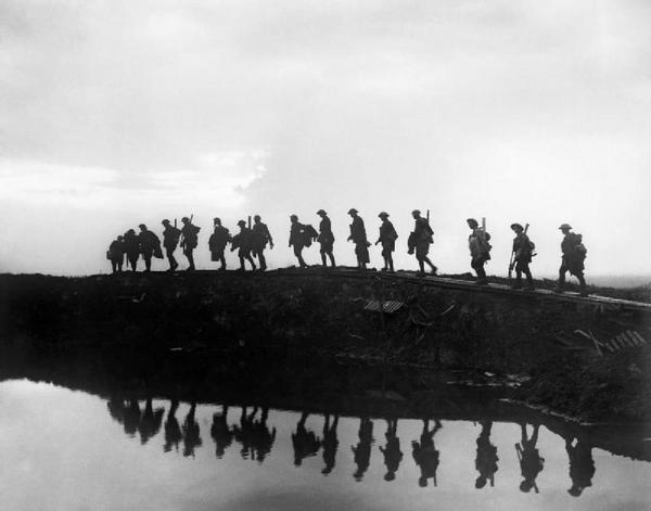 1stAustralianDivisionHooge5October1917 a