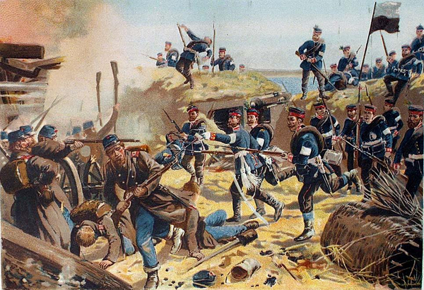 1864 Dueppel