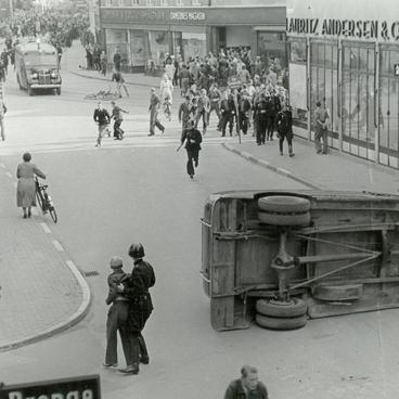 Augustoprøret 1943