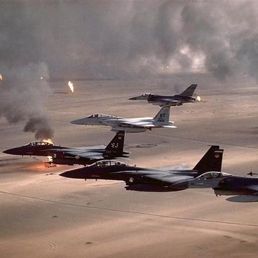 Golfkrigen