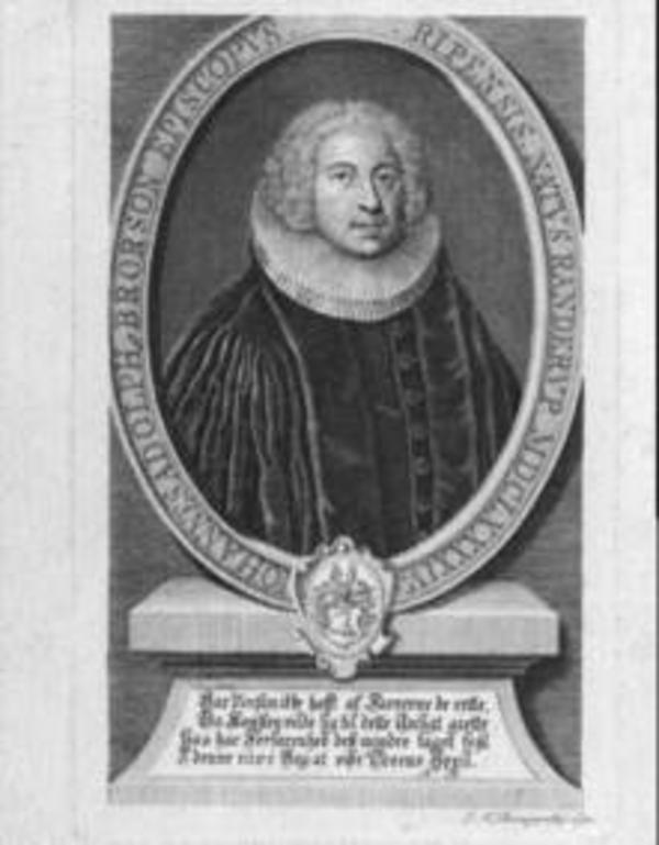 Brorson  Det Kongelige Bibliotek  Portraetsamlingen