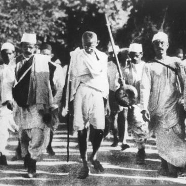 Afkoloniseringen i Asien