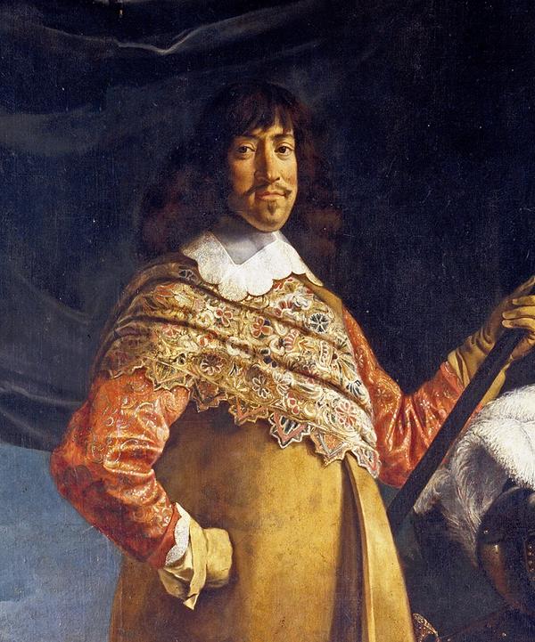Frederik 3 profilnykongernes samling