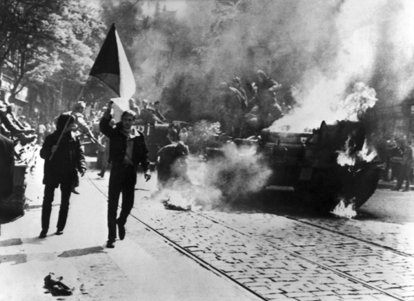10 Soviet Invasion of Czechoslovakia   Flickr   The Central Intelligence Agency