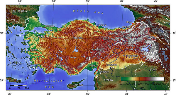 Wikimedia Commons  800px Turkey topo