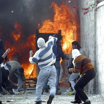 Den anden intifada
