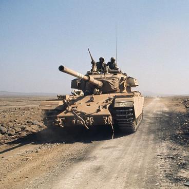 Fra konflikt til krig