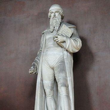 Johann Gutenberg og bogtrykkerkunsten