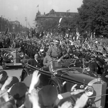 Optakten til 2. verdenskrig