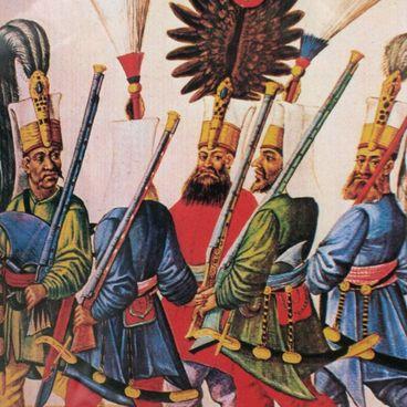 Mellemøsten efter 1400
