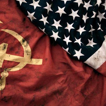 Rumkapløbet mellem USA og Sovjetunionen