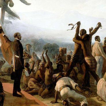 Slaveriets afskaffelse