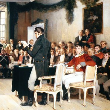 Tabet af Norge 1814