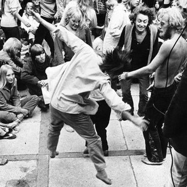 Ungdomskultur 1950-70