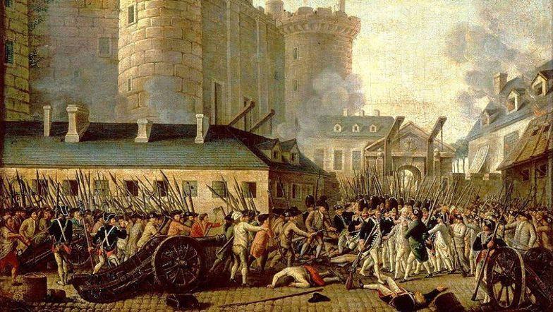 Oprør og revolution