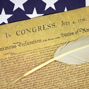 Den amerikanske uafhængighedserklæring