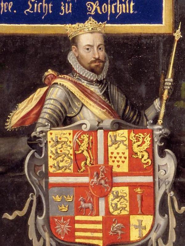 Frederik 2 profil e1422623073684 kongernes samling