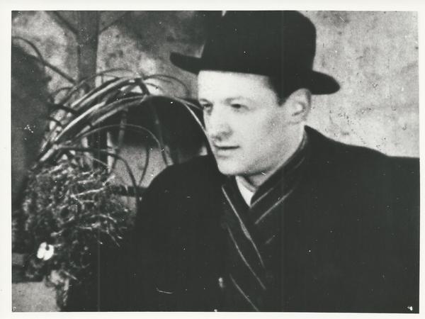 stikker ukendt fotograf 1945 natmus