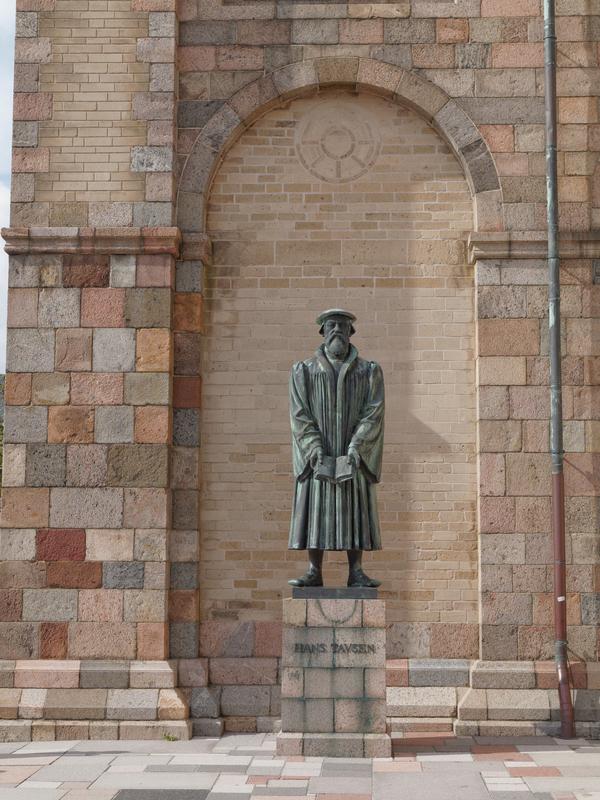 Ribe Domkirke Hans Tausen